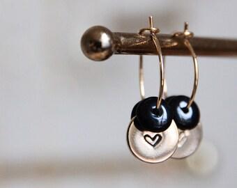 Little tiny earrings