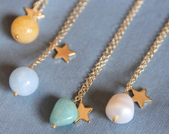 Summer vibes | Pearl necklace