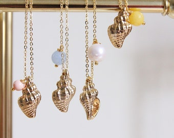 Shell necklace | Limited edition