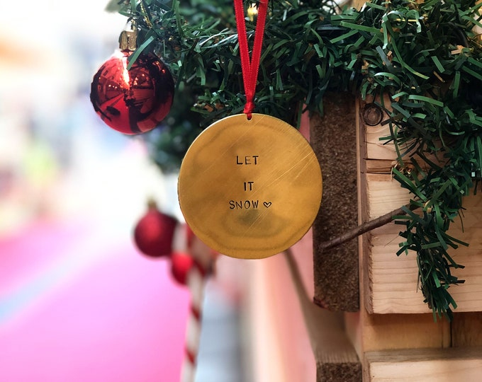 Featured listing image: Christmas ornament