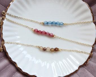 Little stones bracelet