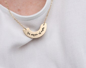 Over the rainbow necklace