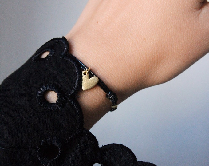 Featured listing image: Heart bracelet