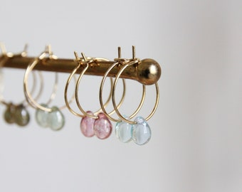 Drop by drop | Mini hoops