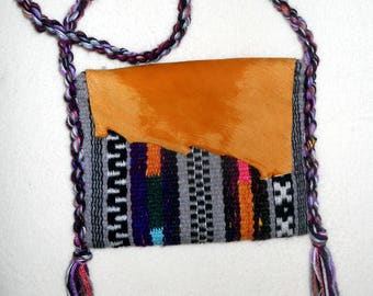 Handwoven Tapestry Bag