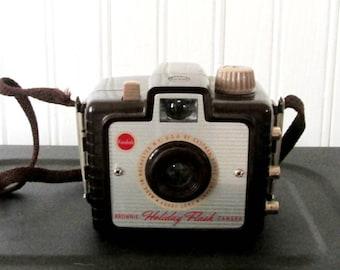 Vintage Brownie Holiday Flash Camera