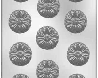 CK products Daisy chocolate mold, free shipping!