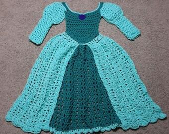 Princess Blanket Toddler/Girls
