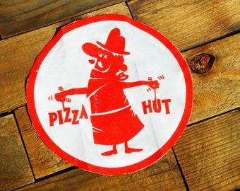 Pizza Hut Jacket Etsy