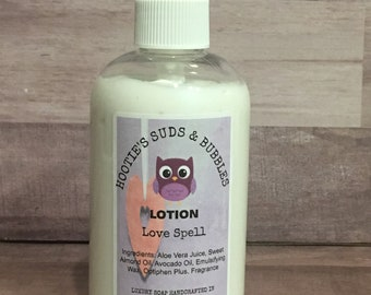 Hand & Body Lotion - Love Spell type