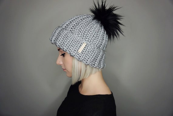 c7584efecd1 The Charlie Beanie Choose Your Color and Pom Charlie