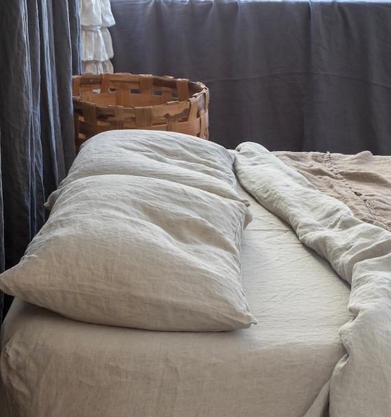 LINEN SHEETS SETS. France Linen Bedding Set. Top Bed Sheet | Etsy
