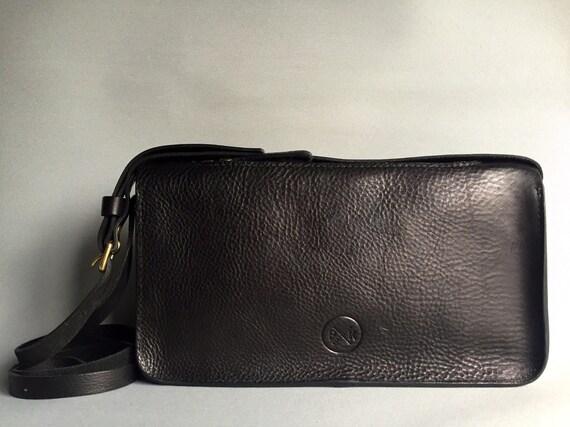 diversifiziert in der Verpackung neue auswahl schön und charmant Kleine schwarze Lederhandtasche, schwarze Umhängetasche, schwarze  Schultertasche, schwarze Handtasche, kleine schwarze Geldbörse, Geschenk  für sie, ...