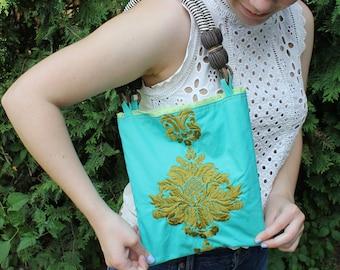 Bucket Purse / Small Shoulder Bag
