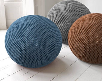Exercise Ball Cover, Handmade Knit Cover for Gym Yoga Balls, Birthing Ball Coverage, Gift for Pregnants