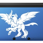 Mega Absol Vinyl Decal - Pokemon - Vinyl Decal, Gamer Gift, Car Decal, Wall Decal, Nerdy, Geeky, Sticker, Video Gaming Gift, Mega Evolution