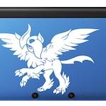 Mega Absol Vinyl Decal - Pokemon - Vinyl Decal, Gamer Gift, Car Decal, Wall Decal, Nerdy, Geeky, Sticker, Video Gaming Gift, Mega Evolution