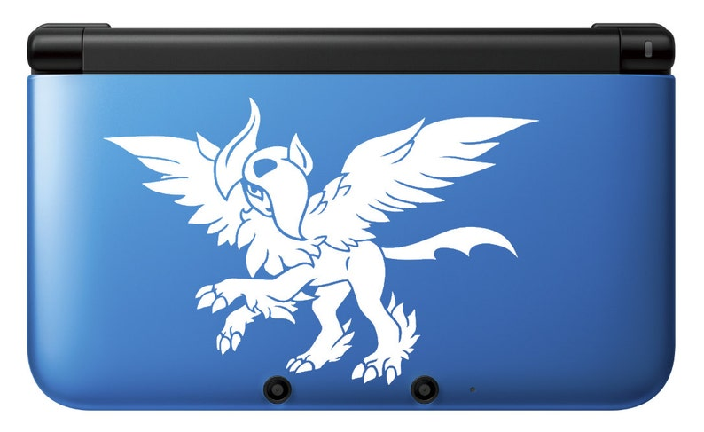 Mega Absol Vinyl Decal  Pokemon  Vinyl Decal Gamer Gift image 0