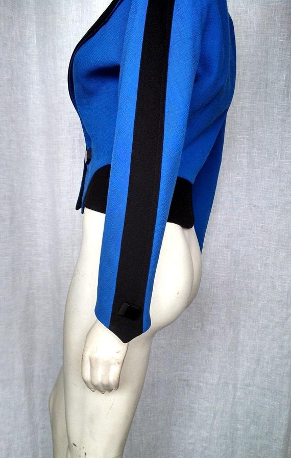 80's New Wave Jacket - Paris