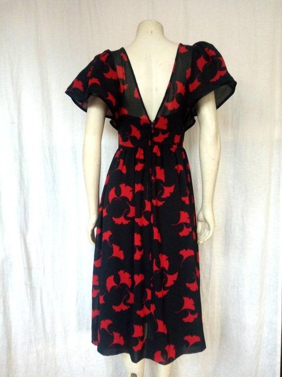 70s Albert Nipon Dress - image 2