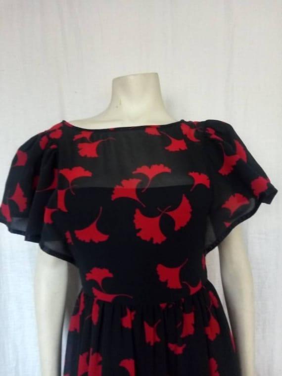 70s Albert Nipon Dress - image 5