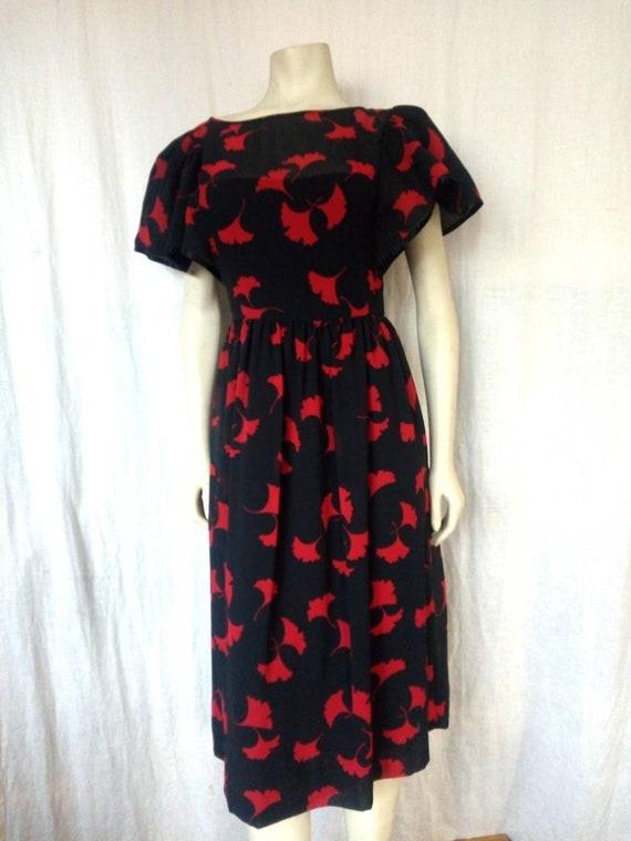 70s Albert Nipon Dress - image 6
