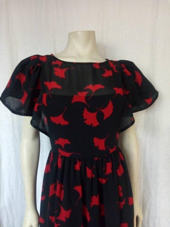 70s Albert Nipon Dress - image 7