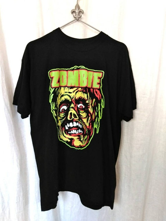 1999 Rob Zombie Promo Tee