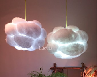 Cloud Light, cloudlight cloudlamp nursery lamp, cloud lighting ~ cloud art