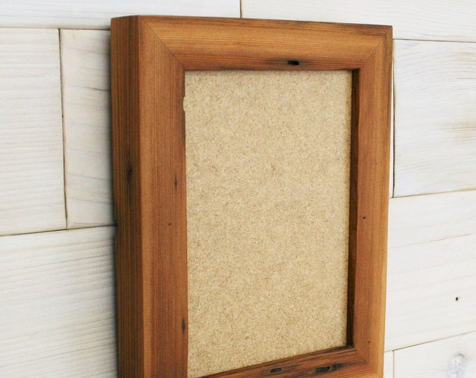 Reclaimed Wood Picture Frame Classic-1.25"
