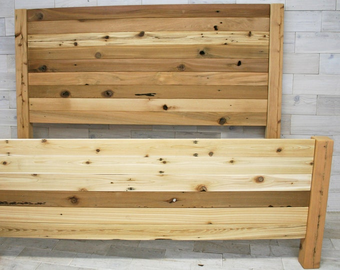 Horizon Headboard and Footboard ReMilled Series | all bed sizes
