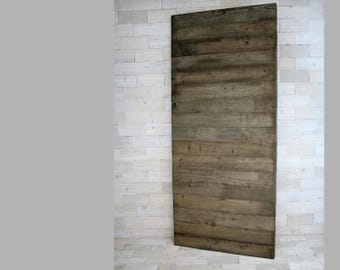 Wrap Around Barn Wood Door