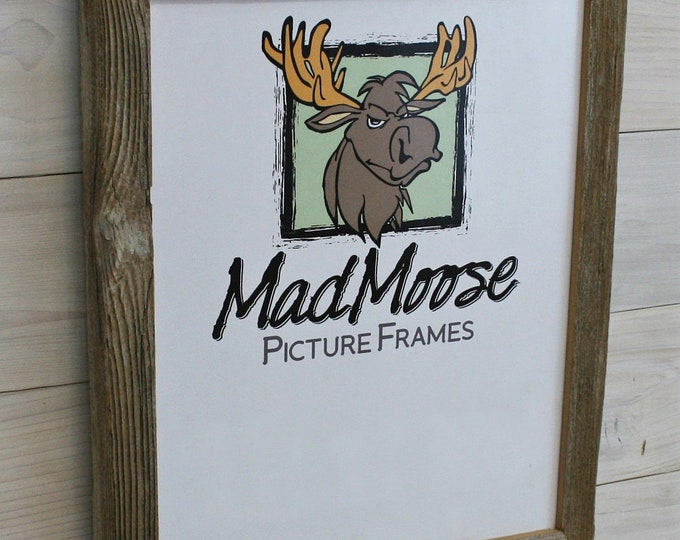 Barn Wood Picture Frame Classic-1.25"