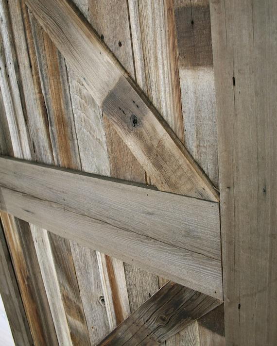Traditional Barn Wood Door Tags Barnwood Weathered Etsy