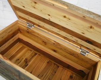 Barn Wood Box | Choose Your Size