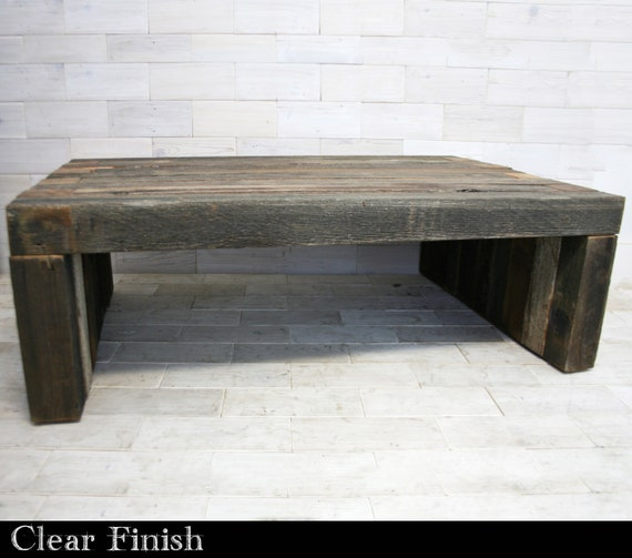 Fabulous Barn Wood Box Joint Bench Coffee Table Multiple Sizes Gamerscity Chair Design For Home Gamerscityorg
