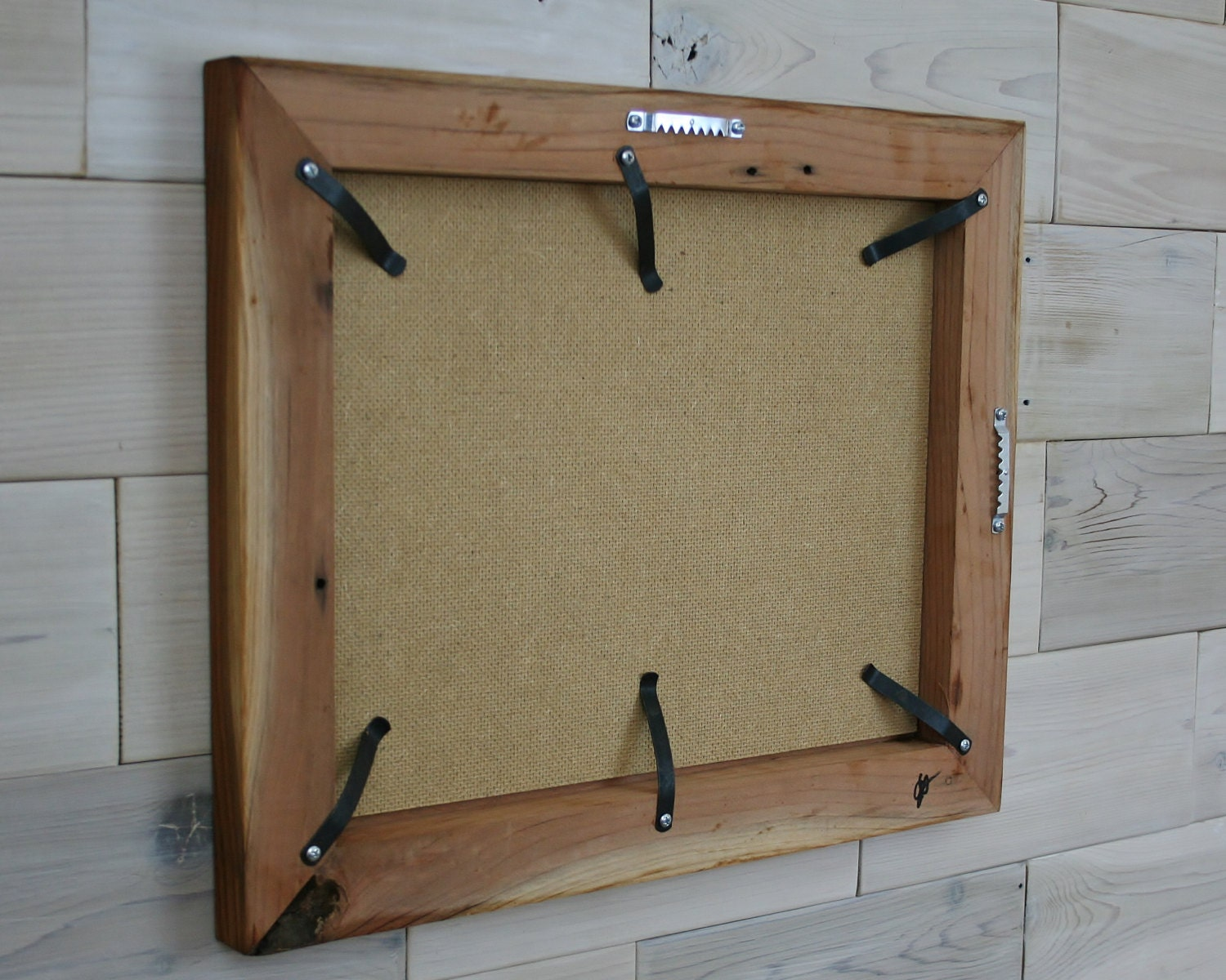 11x14 Reclaimed Redwood [Chunky x 2] Picture Frame (tags: reclaimed ...