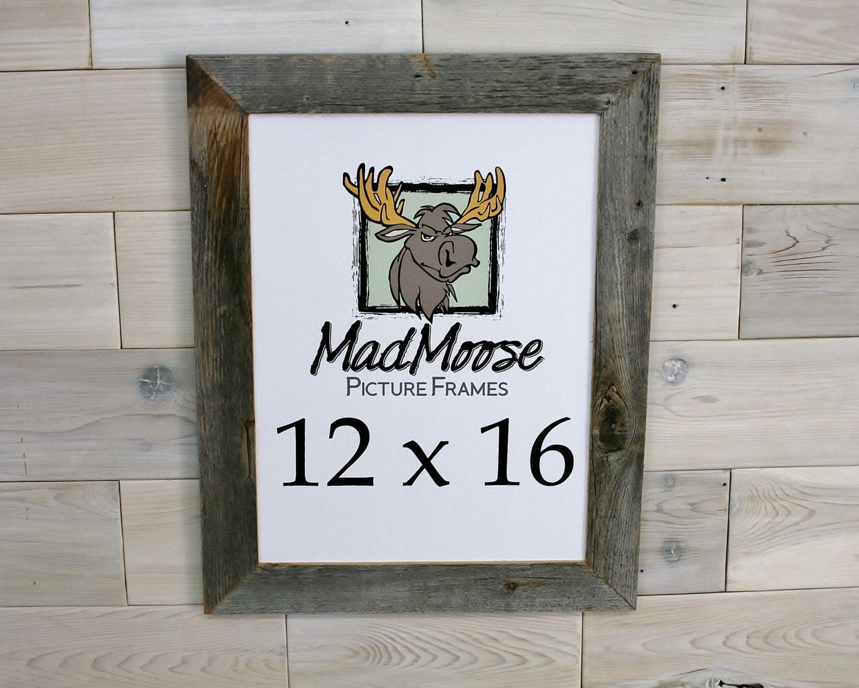 12x16 Barn Wood [Thin x 2\