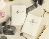 Wedding Vow Book Wedding Vow Books Personalized Vow Books Marriage Vow Books Wedding Vow Card Vow Booklet Personalized Vows keepsake gift