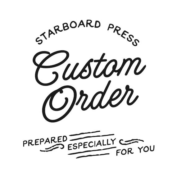 Custom 12x12 book for Amanda