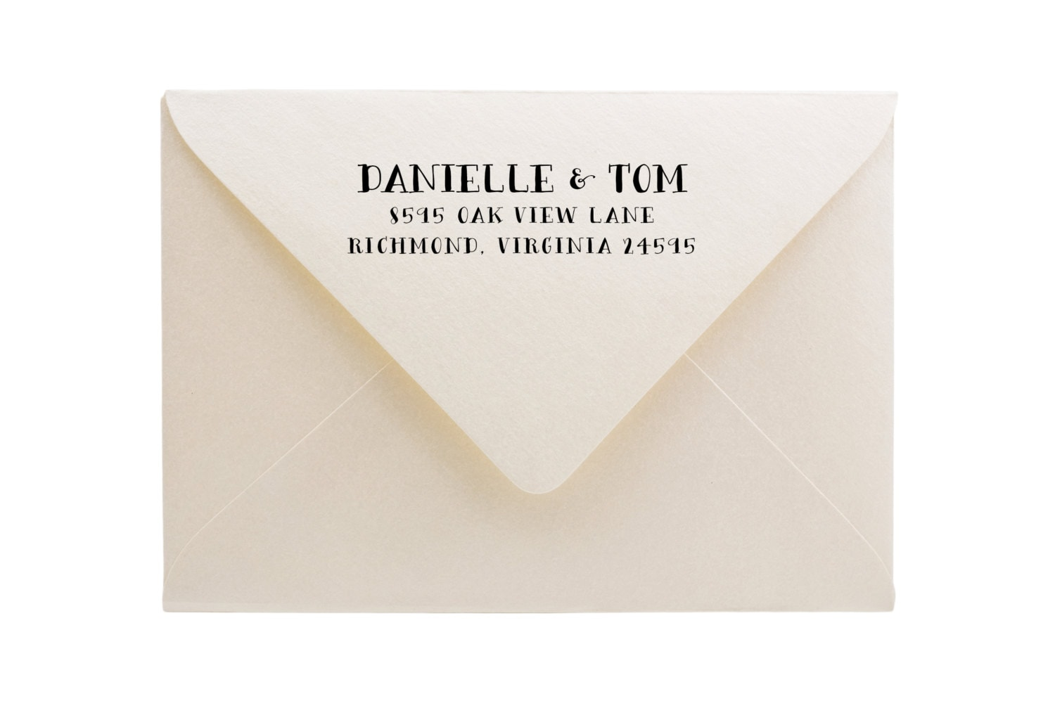 Personalized Stamps For Wedding Invitations: Wedding Stamp Custom Return Address Stamp Wedding