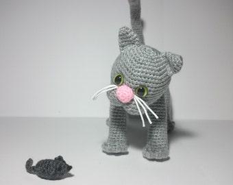 Katze Häkeln Etsy