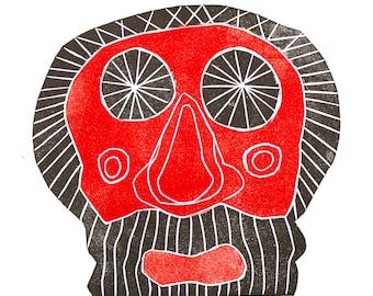 psychedelic beardy man