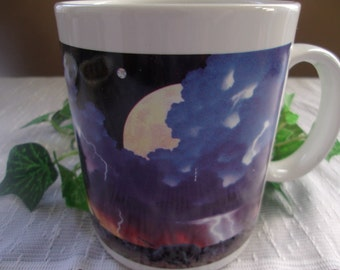 Leanin tree etsy quick view 1989 lean tree inc mug boulder colorado m4hsunfo