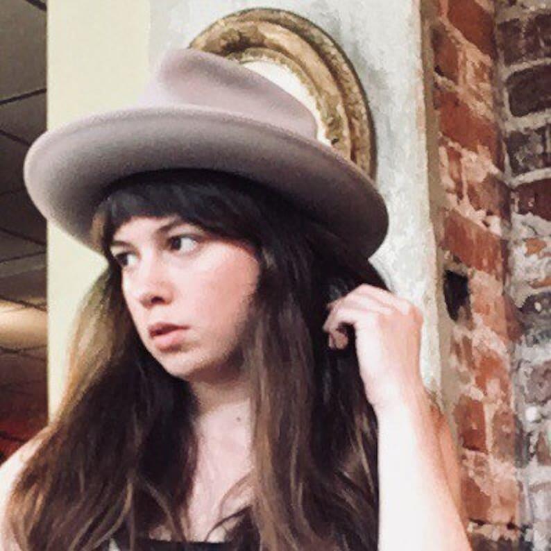 39e2417a0e4 Brook s California Beaver Hat