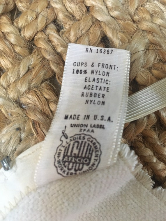 Vintage lace bustier / corset - image 3