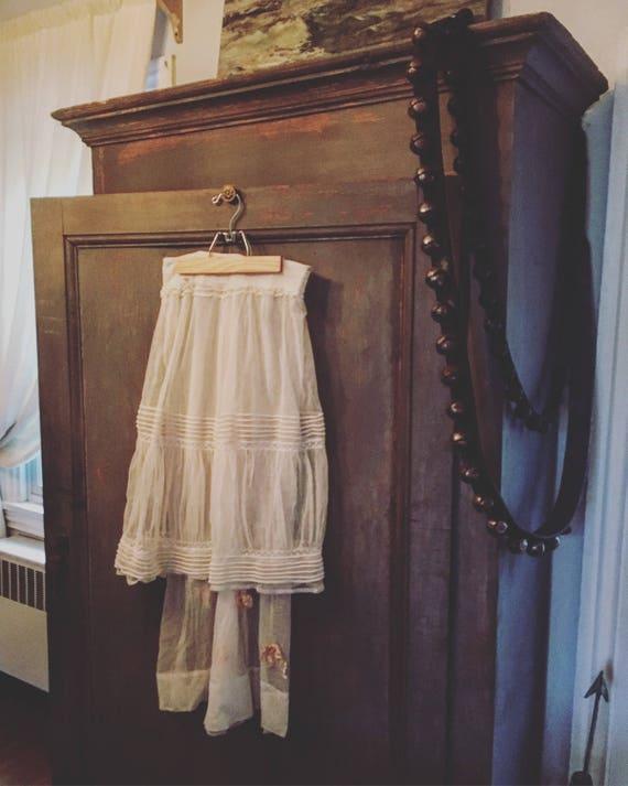 Rare Victorian Skirt