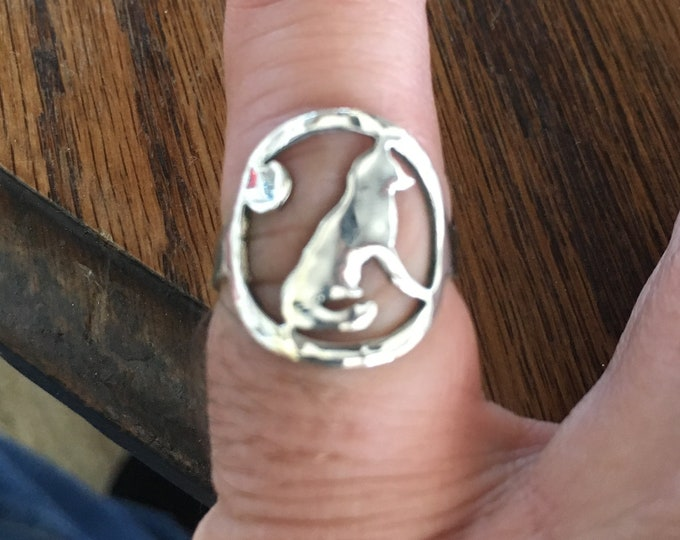 fox ring by mountain man
