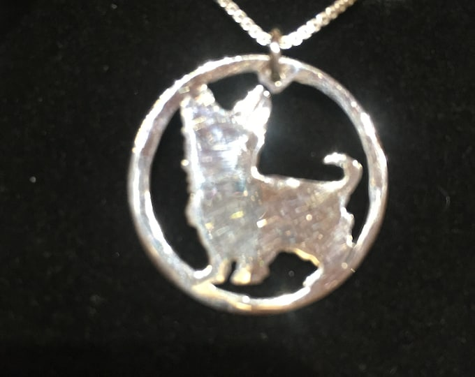 Dog necklace any breed