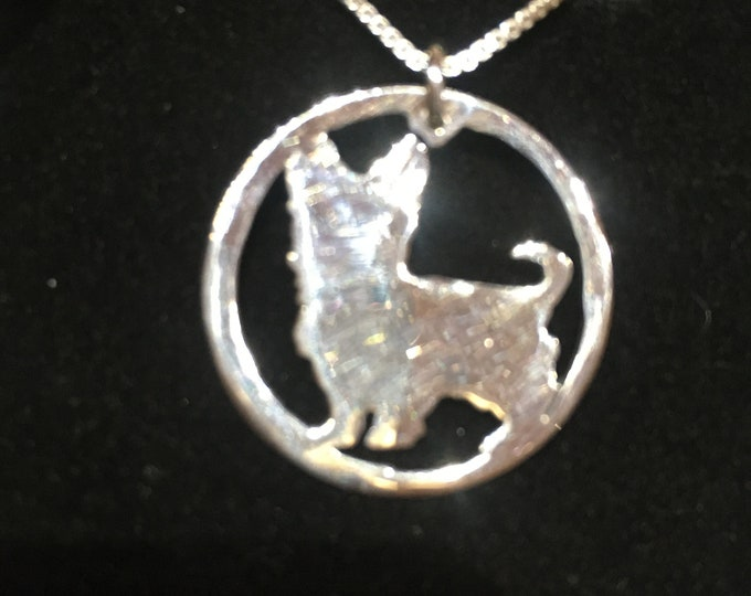 Dog necklace any breed